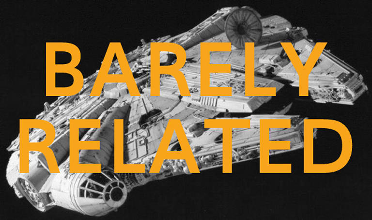 Barely Related: Star Wars puts Harrison Ford in the hospital