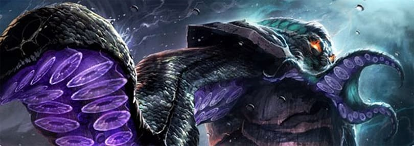 WoW TCG: Throne of the Tides monster preview