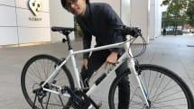動画:Cerevoが自転車デバイス RIDE−1発売、スマホ連携でサイコンに。ANT+対応で心拍やケイデンスも計測できます