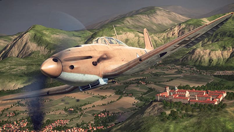 World of Warplanes' first update brings planes and also planes