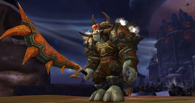 Warlords of Draenor Alpha: Warrior changes