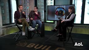"Josh Gad And Jason Sudeikis Discuss ""The Angry Birds Movie"" As An Animated Epic"