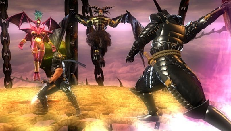 Ninja Gaiden Sigma Plus added to North America's Vita launch lineup