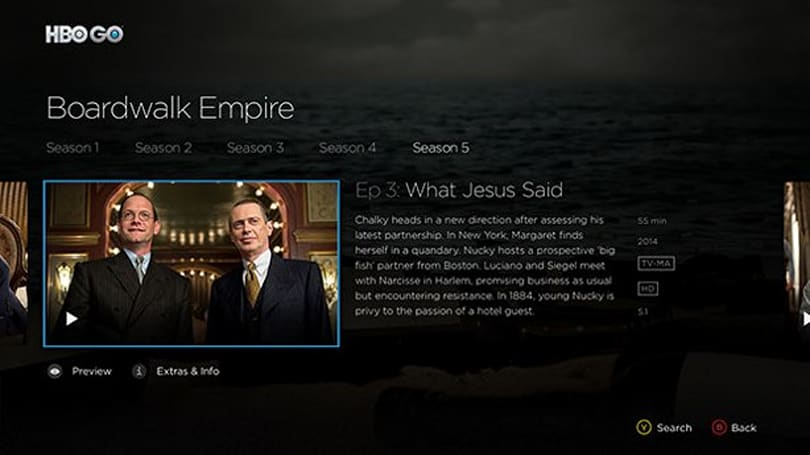 HBO Go app arrives on Xbox One