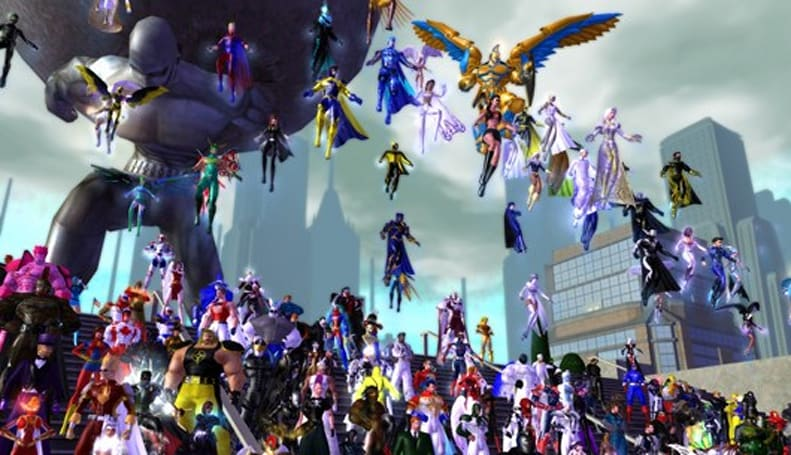 Paragon Studios closing, City of Heroes to sunset before the end of the year [Updated]