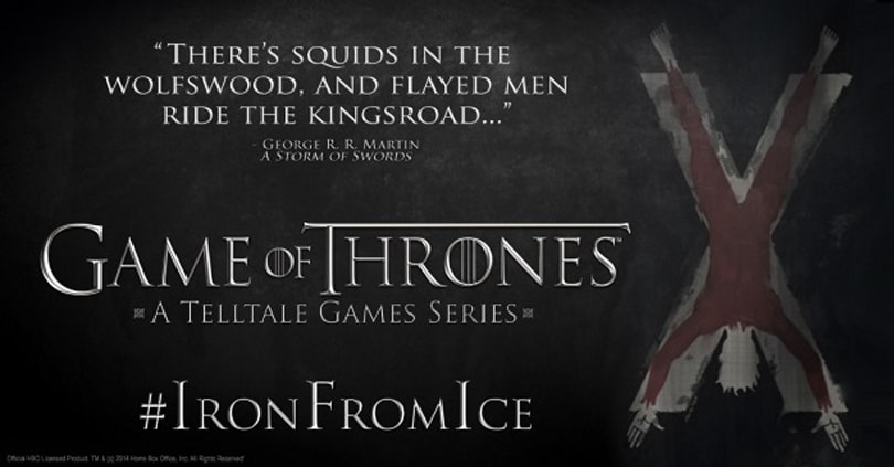 Telltale's Game of Thrones teases are getting graphic