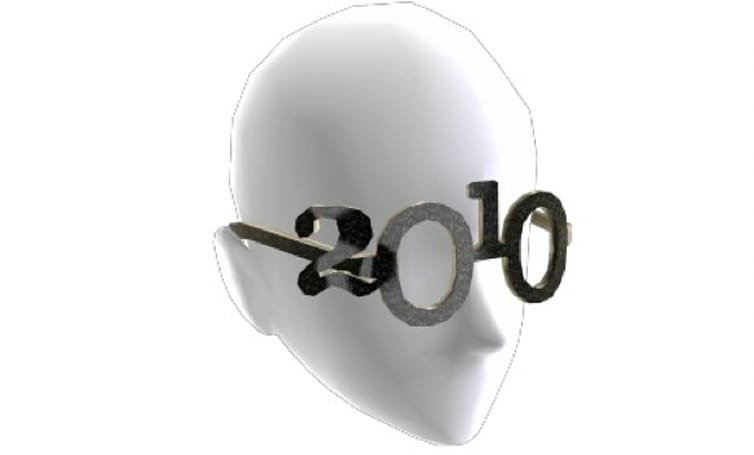 Xbox Live Faux Pas of the Day: Free '2010 Glasses'