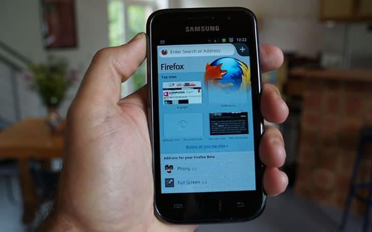 Native Firefox Android browser adds speed, Flash, HTML5 and a fresh look (hands-on)