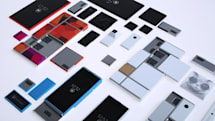 モトローラ、モジュール式携帯電話Project Ara で3D Systems と提携。3Dプリントでスマホ生産