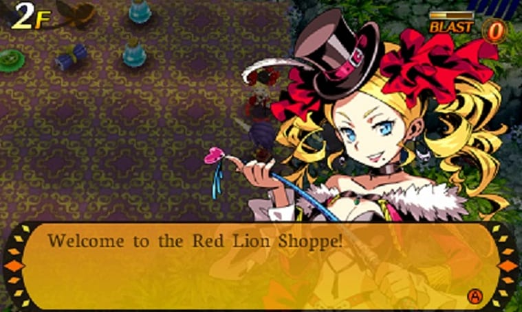 Etrian Mystery Dungeon plots odyssey to Americas in 2015