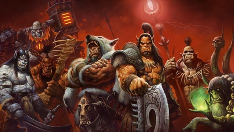 World of Warcraft announces the release date of the release date of Warlords of Draenor