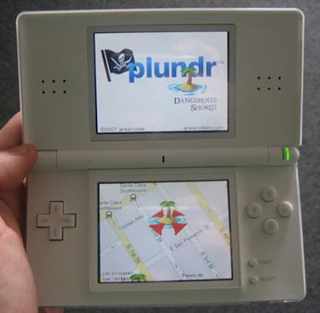 Plundr, first location-based DS game, debuts at Where 2.0