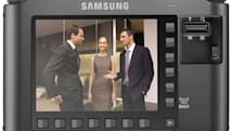 Video: Hands-on Samsung's 10 megapixel / 720p NV24HD shooter