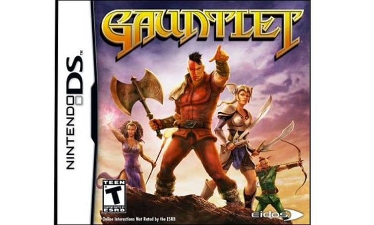 Gauntlet DS found on ESRB website with Majesco as publisher