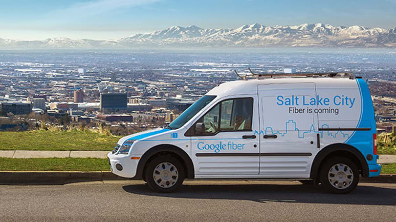Google Fiber is launching in Salt Lake City