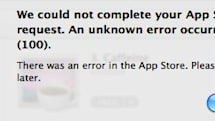 Mac App Store generating error messages instead of app purchases? Here's the fix