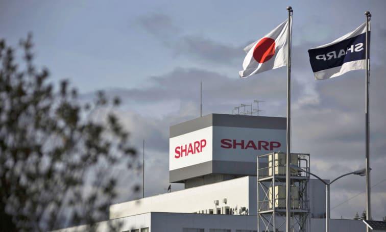 Foxconn trumps Japanese rival in $5.2 billion bid for Sharp