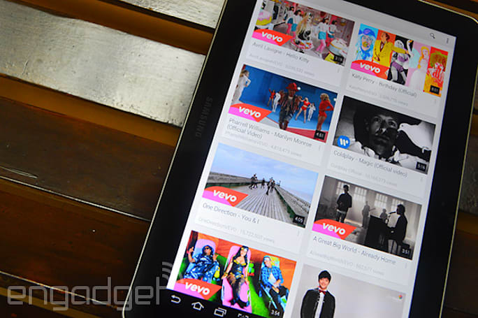 YouTube for Android now auto-generates playlists of your favorite artists