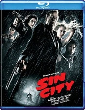 Sin City Blu-ray garners a perfect review