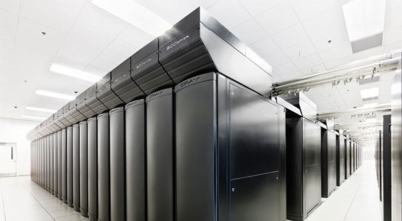 University of Illinois' Blue Waters supercomputer now running around the clock