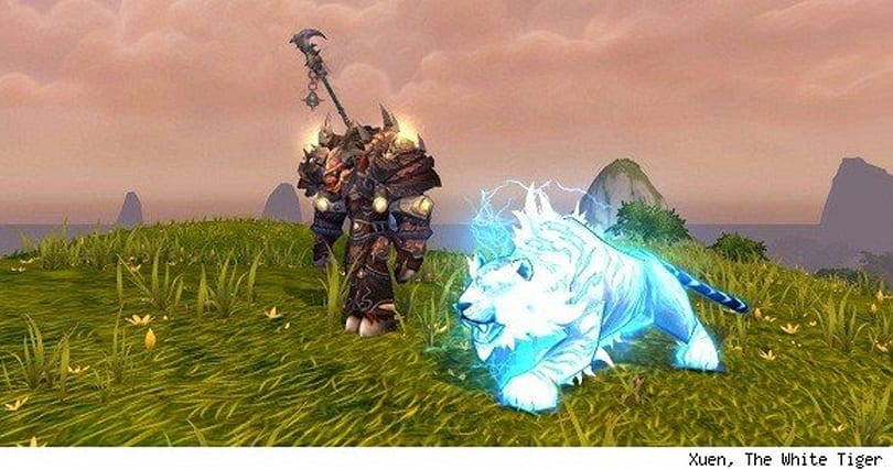 Leveling a monk in Mists of Pandaria, part 2