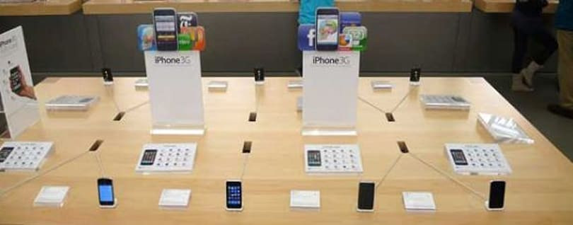 $10,000 worth of iPhones stolen from Lancaster, PA Apple Store
