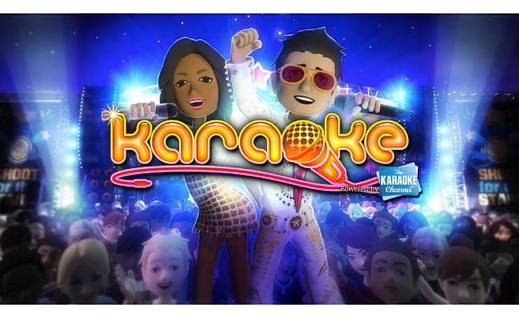Karaoke for Xbox Live starts belting out hits