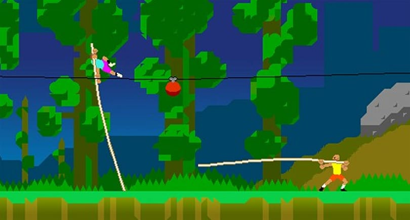 Poleriders: The new browser game from QWOP creator