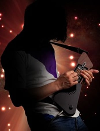 The Fingerist makes your iPhone a mini guitar