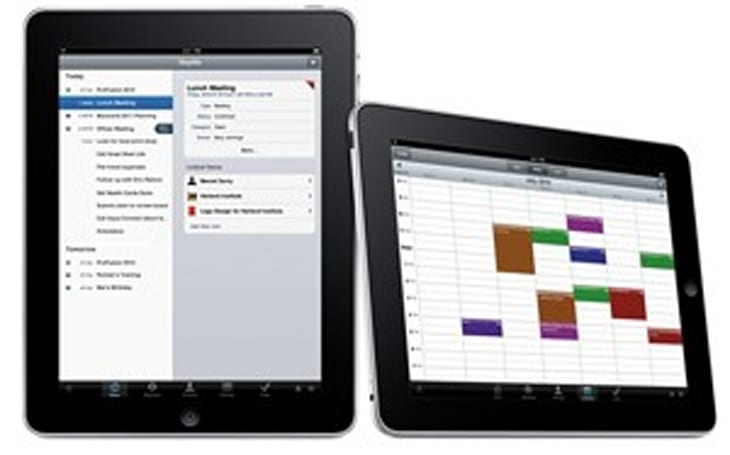Daylite coming to the iPad