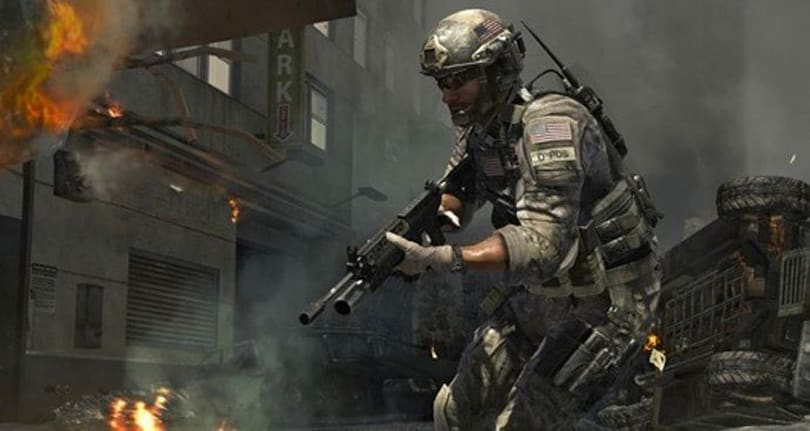 Here's eight rounds of Call of Duty: Modern Warfare 3's Spec Ops Survival mode
