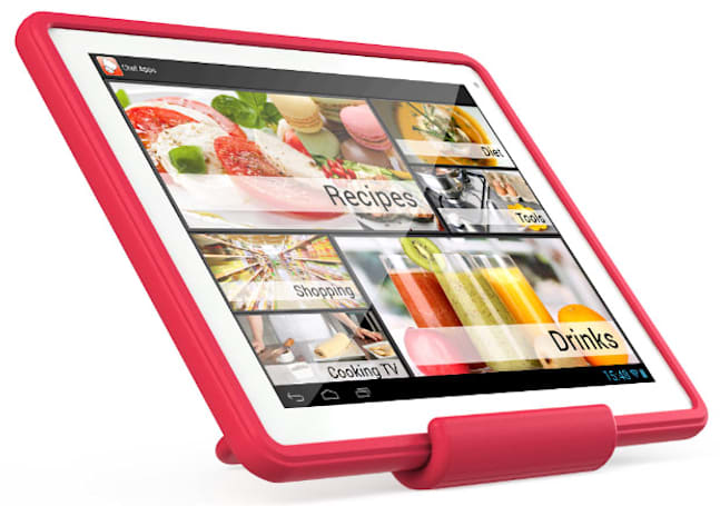 Archos launches ChefPad, a 9.7-inch Android tablet for your kitchen