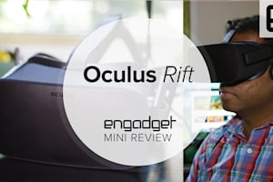 Oculus Rift Mini Review