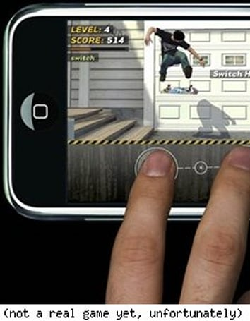 Apple poised to become a mobile gaming force