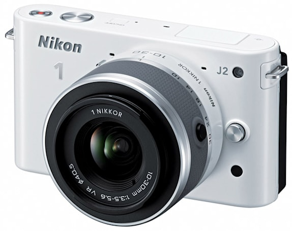 Nikon 1 J2 mirrorless camera: minor control tweaks, $549, ships in September