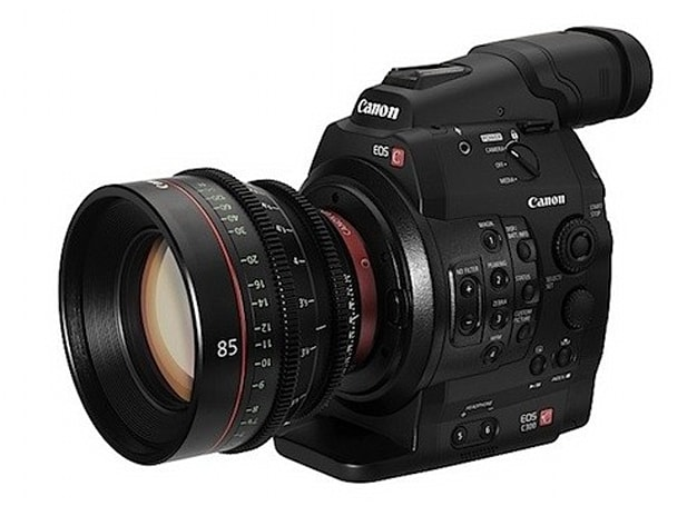 Canon EOS C300 cinema cam gets pre-order status, ships at month's end for $16,000