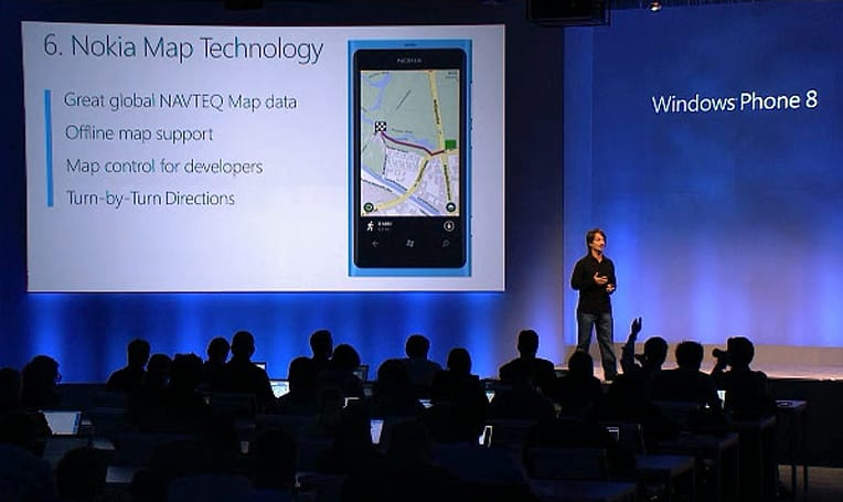 Windows Phone 8 to use Nokia map data with built-in turn-by-turn navigation (update: deals too)