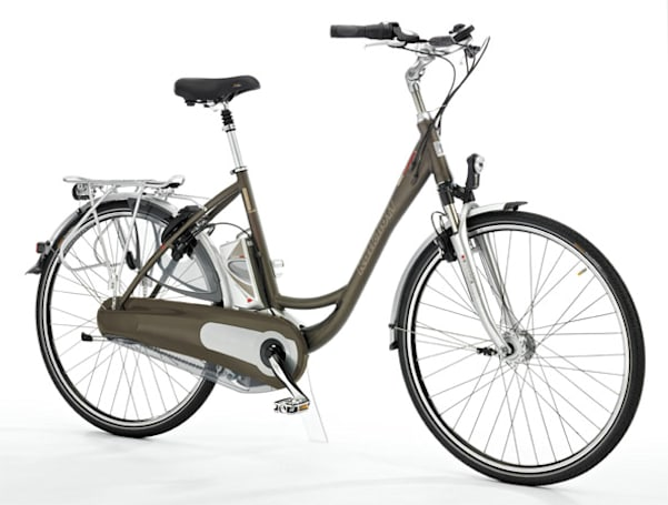 Kalkhoff's pedal-assist electric bicycles now available in North America -- cruisers unite!