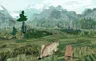 Shelter 2's first gameplay trailer says 'click this lynx'