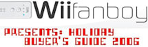 The Wii holiday buyer's guide part 1: the new adopter [update 1]