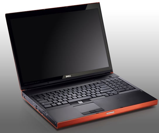 Dell lets loose Precision M6400 Covet mobile workstation