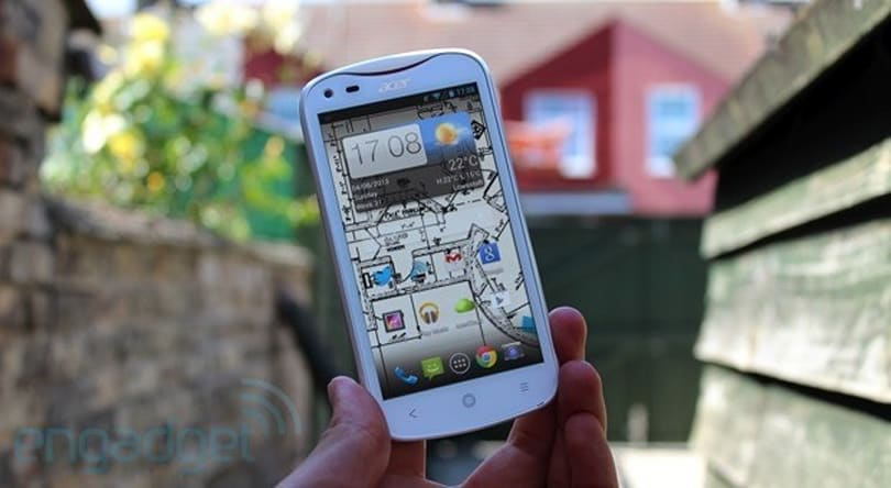 Acer Liquid E2 review: a budget phone with all the usual trade-offs