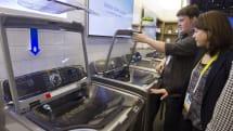三星在美召回 280 万台直立式洗衣机(更新:北美以外不受影响)