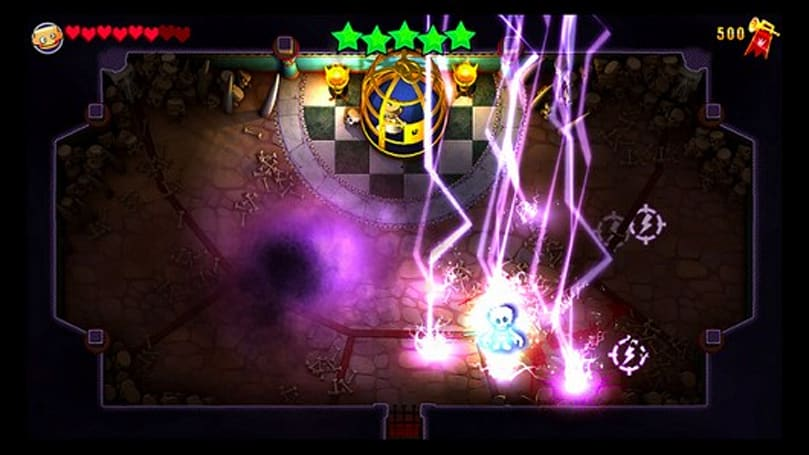 Labyrinth Legends free with PlayStation Plus tomorrow