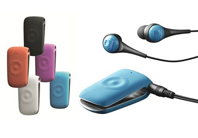 Jabra colors Clipper, lets you rock it with $15 worth of MP3s