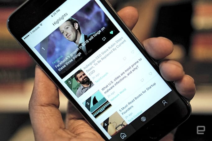 Microsoft just launched an iOS news app for some reason