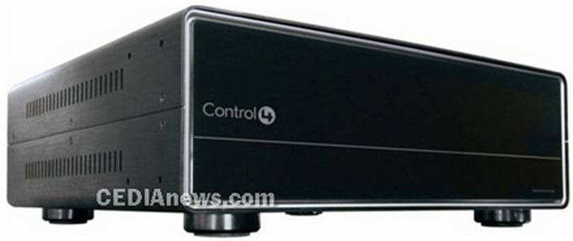 Control4's HC-1000: home control processor for the demanding