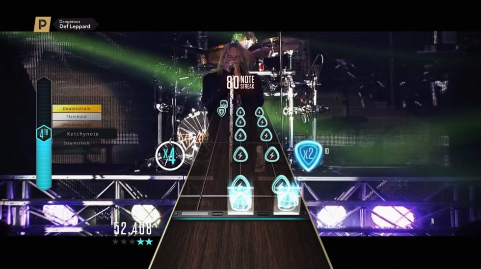 Def Leppard uses 'Guitar Hero Live' to debut new music video