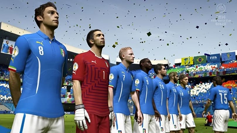 2014 FIFA World Cup Brazil trailer is proud to be from (nation of origin)