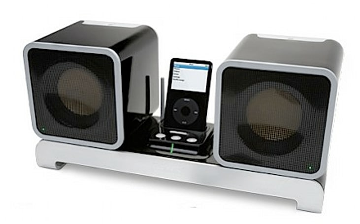 Griffin's new iPod speakers Evolve -- beyond wireless